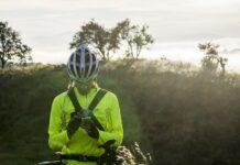bicikliranje pametni telefon bicikl