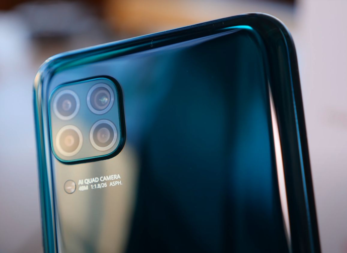 Huawei P40 Lite kamere