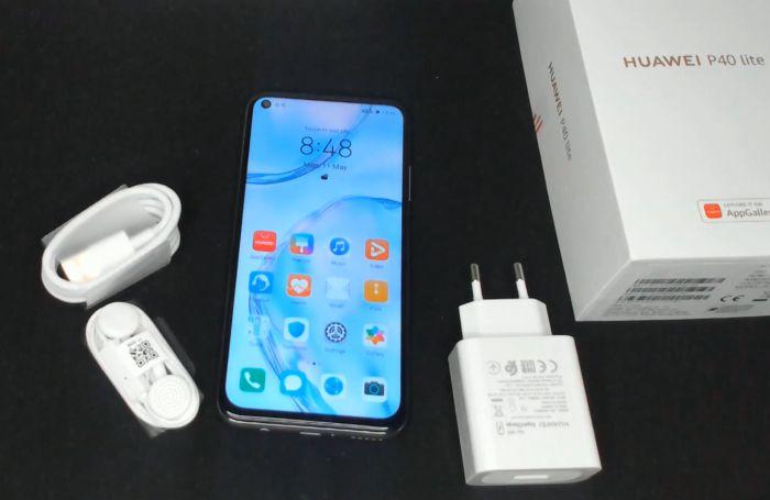 Huawei P40 Lite recnzija