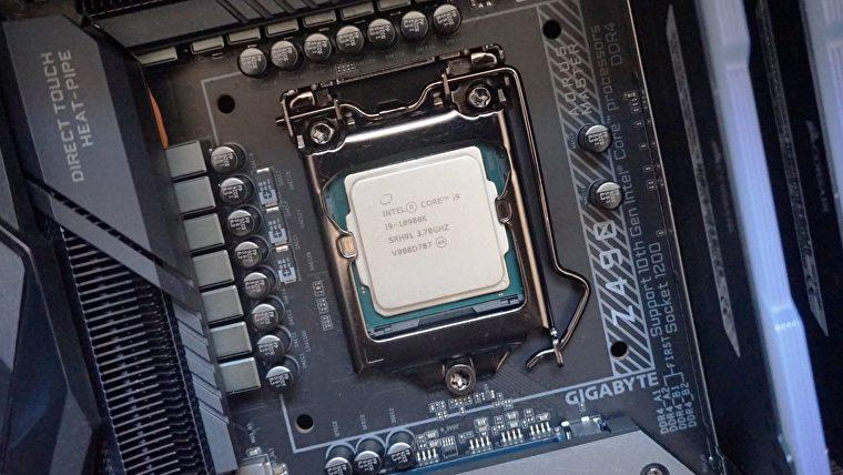 Intel Core i9-10900K recenzija