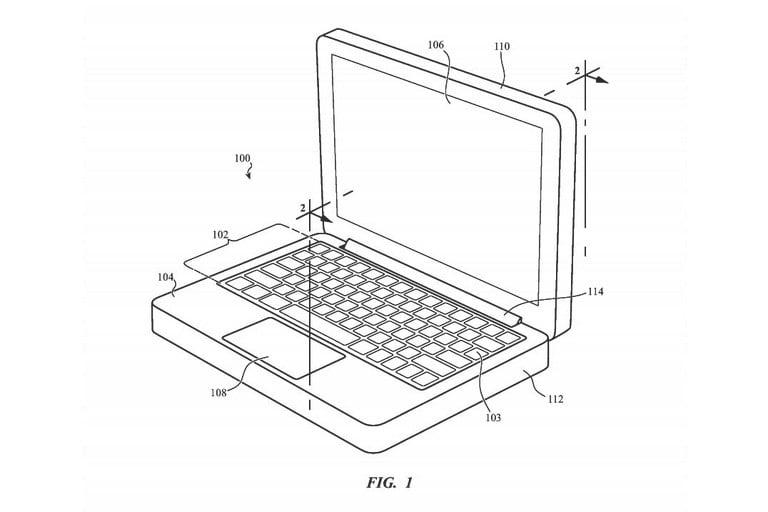 MacBook tipkovnica