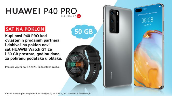 Pametni sat i 50 GB za pohranu u oblaku na dar uz Huawei P40 i P40 Pro (6)