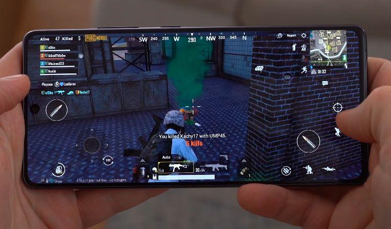 Samsung Galaxy S10 Lite igre