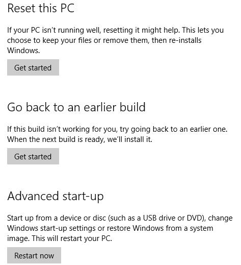 boot preko USB-a u Window