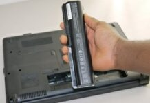 kupnja nove baterije za stariji laptop