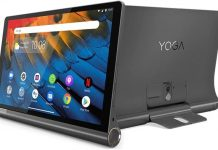 Lenovo Yoga X tablet
