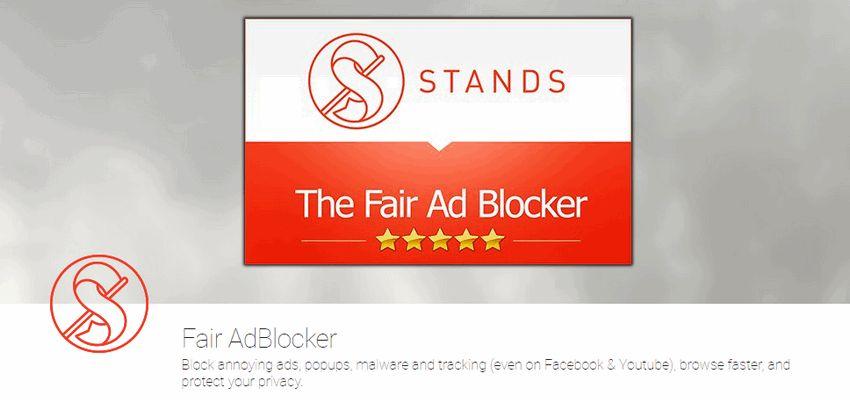 Fair Adblocker