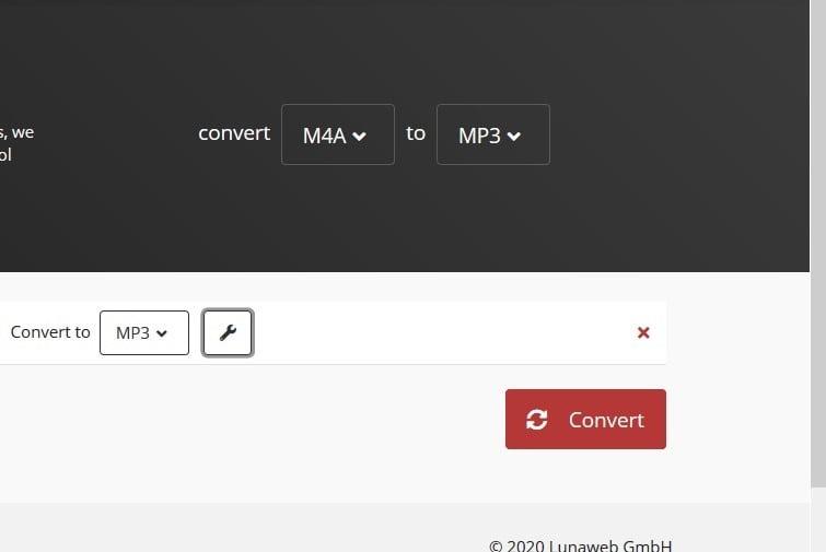 Kako pretvoriti M4A u MP3