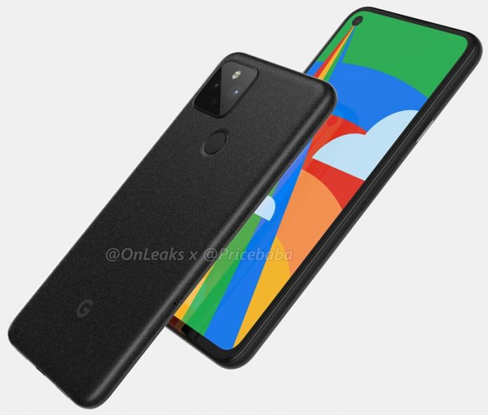 novi google pixel 5 telefon