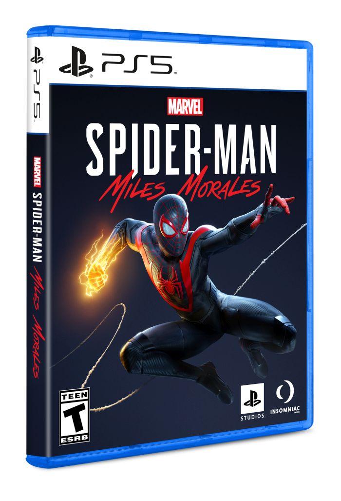 PS5 Spider Man Mile Morales