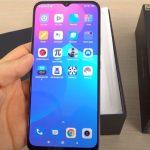 Xiaomi Mi 10 Lite zaslon