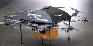 amazon dron dostava