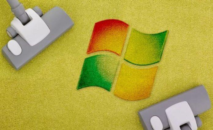 čiščenje Windowsa