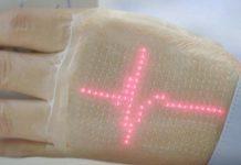 elektronička koža e-skin koža senzori regenracija