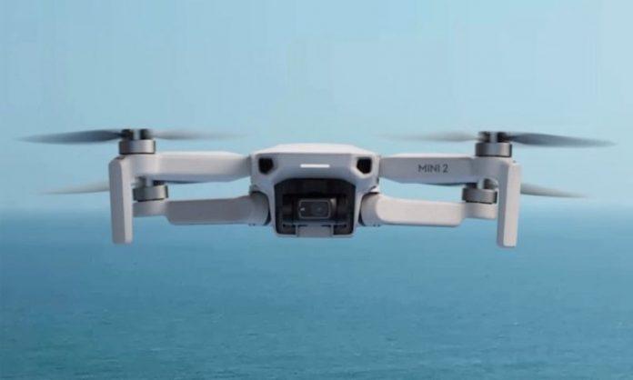DJI Mini 2 dron