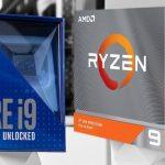 Intel Core i9-10900K vs. AMD Ryzen 9 3950X