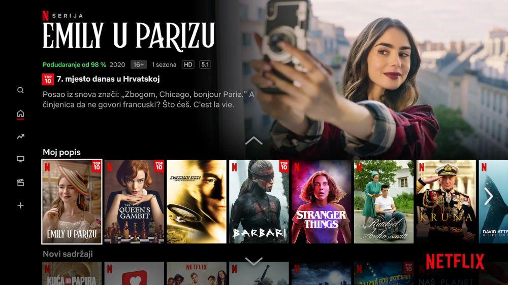 hrvatski Netflix
