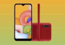Samsung Galaxy A02 i Galaxy M02