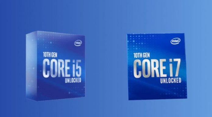 i5-10600K vs i7-10700K