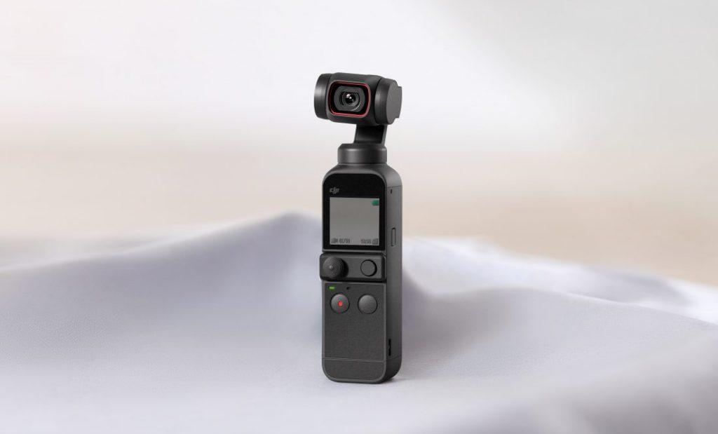 novi dji pocket 2 mini kamera za snimanje 4k stabilizator