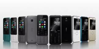 predstavljeni novi nokia 6300 i nokia 8000 pametni telefon