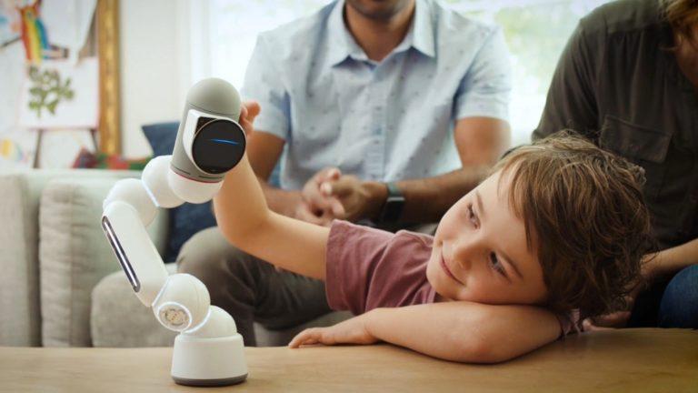 super projetk kickstarter robot za djecu