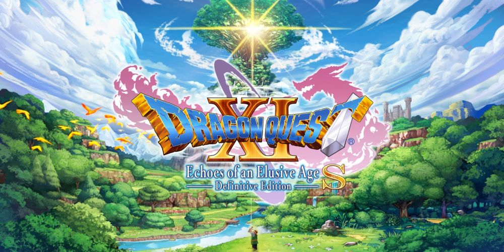 Dragon Quest XI S Echoes of an Elusive Age - Definitive Edition
