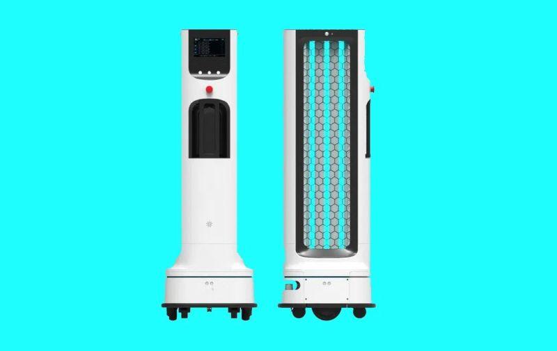 LG UV Robot