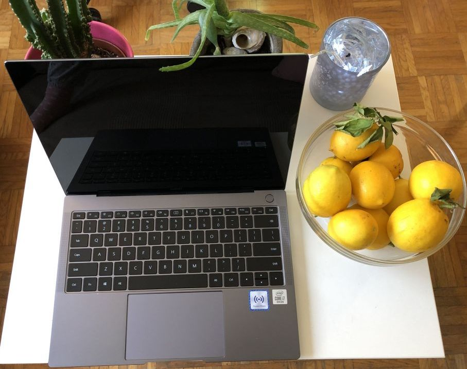 MateBook X Pro 2020 test