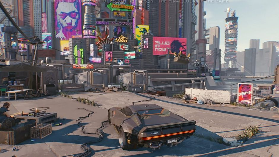 Cyberpunk 2077 za ps5