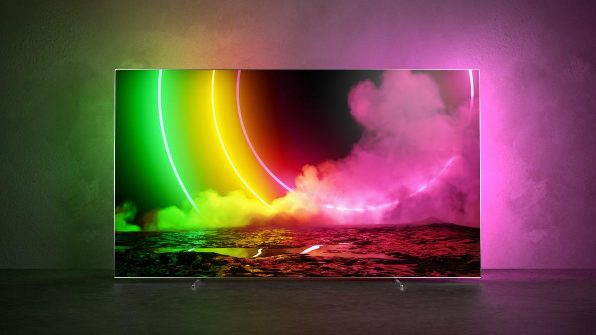 Philips TV_OLED 806