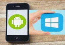 Kako instalirati Windows 10 operacijski sustav na računalo s Android pametnih uređaja