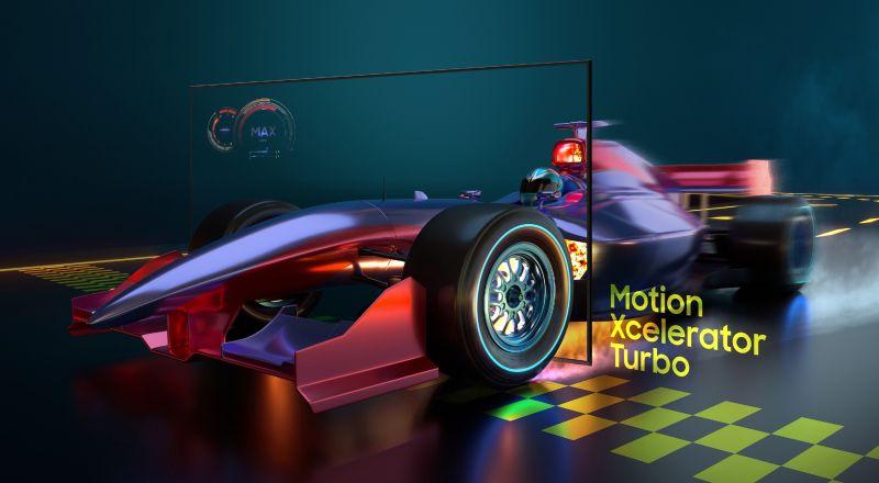 Motion Xcelerator Turbo
