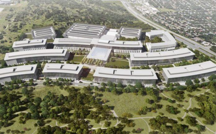 Apple-Austin-Campus