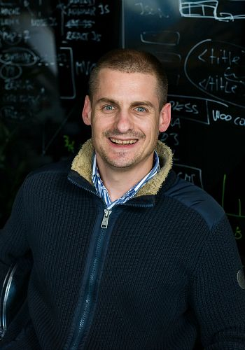 Tom Cvitković, Head of Talent, Q