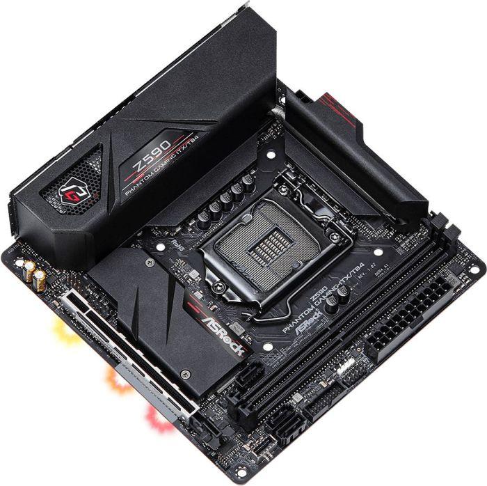 ASRock Z590 Phantom Gaming-ITXTB4