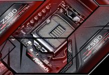 ASRock Z590 Phantom Gaming-ITXTB4