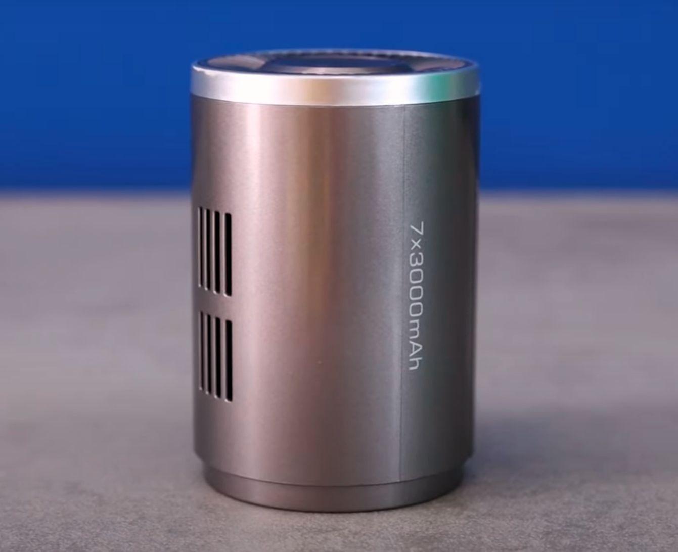 Jimmy H8 Pro baterija