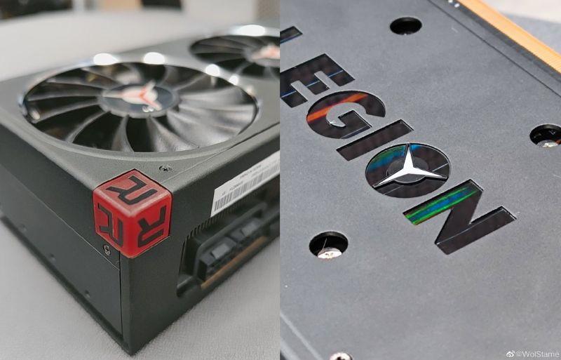 Lenovo Radeon RX 6900 XT Legion GPU