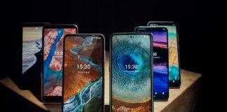 Nokia X, G, C