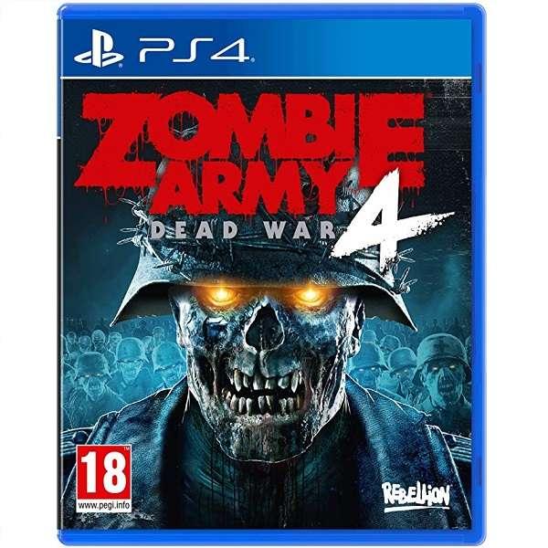 Zombie Army Dead War 4 PS4