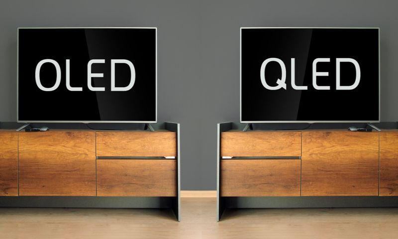 koji je zaslon bolji, QLED ili OLED
