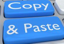 Copy i Paste
