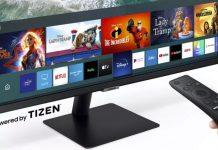 samsung smart monitori M7