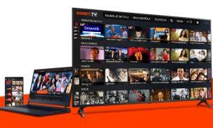 Stigla nam je nova platforma za gledanje TV programa u Hrvatskoj – GONET.TV