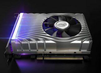 Intel Iris Xe DG1