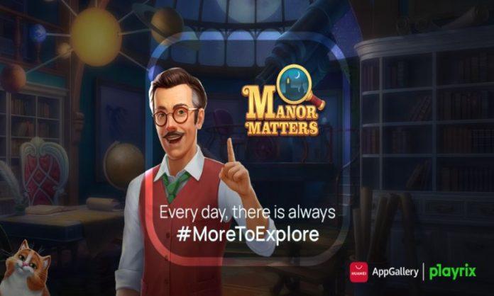 igrica Manor Matters