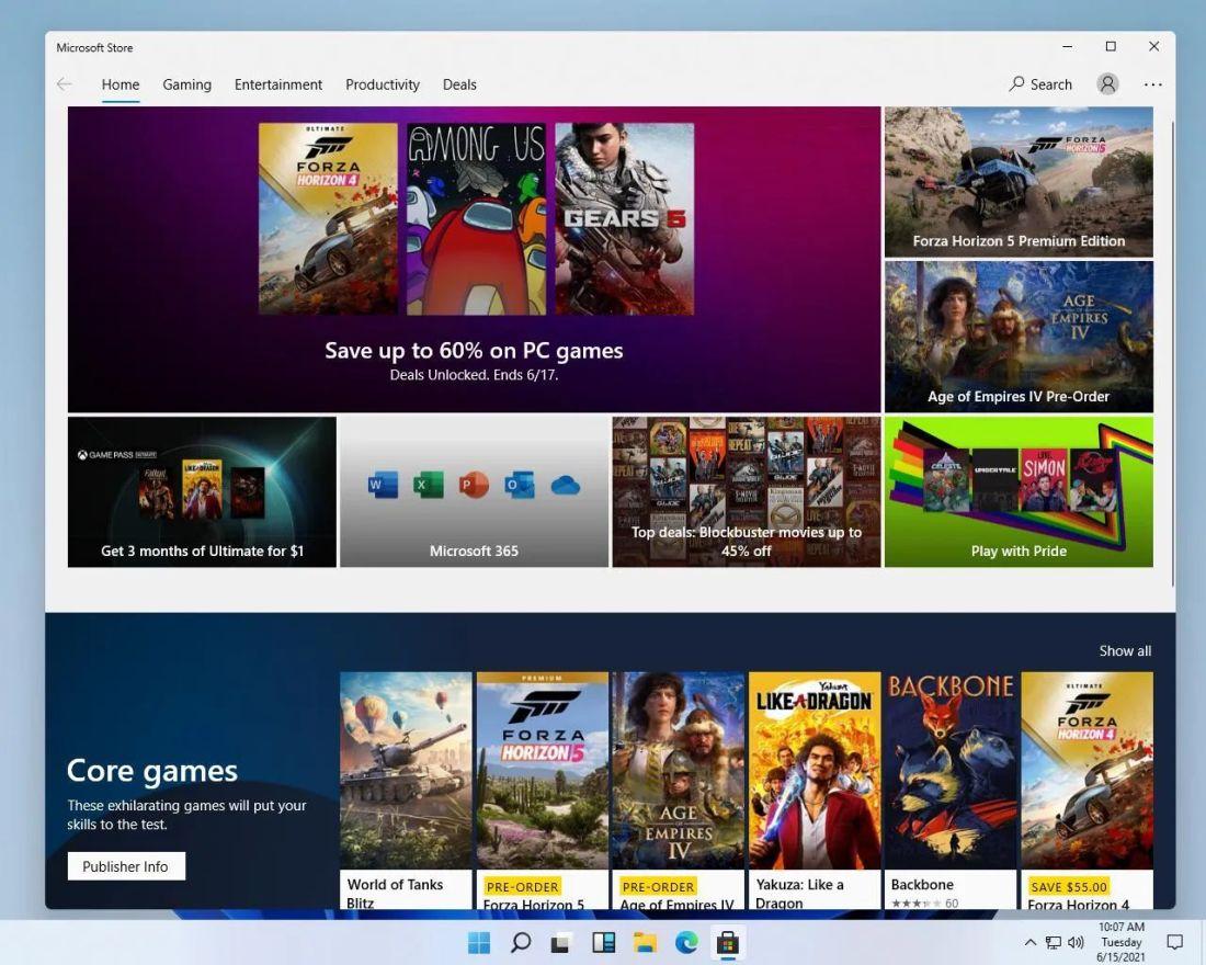 Windows Store u Windows 11
