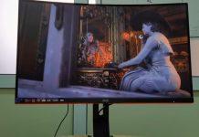 AOC C27G2ZE igrači monitor