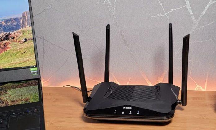 AX1800 WiFi 6
